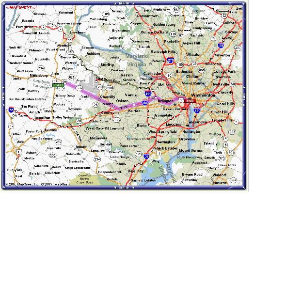 Web Site Map: Riding